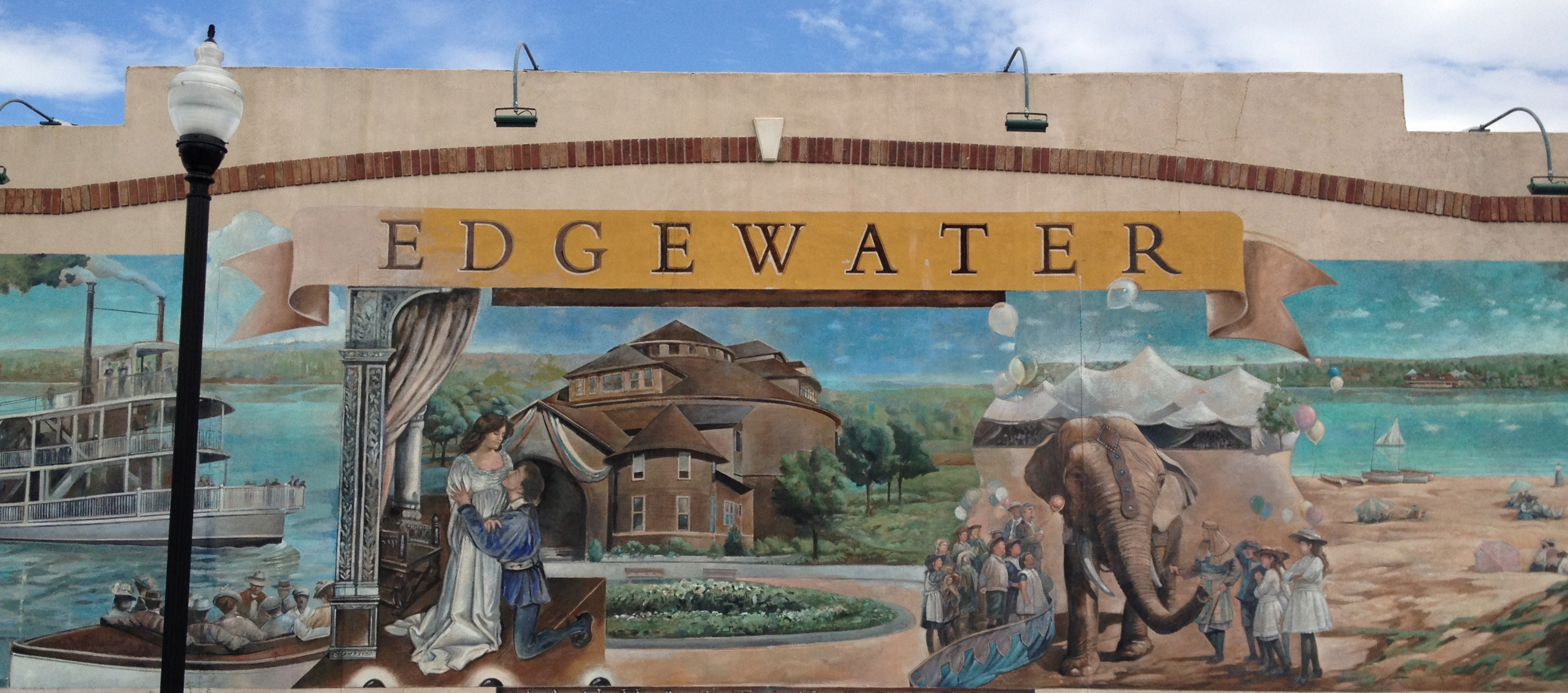 Help create a better edgewater edgewater collective for The edge water